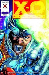 Valiant Entertainment's X-O Manowar Issue # 1ultimate comics-a
