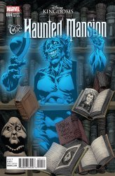 Marvel's Haunted Mansion Issue # 4c