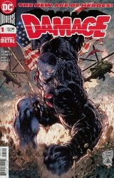 DC Comics's Damage Issue # 1 - 2nd print