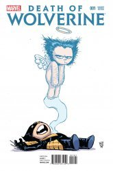 Marvel's Death of Wolverine Issue # 1f