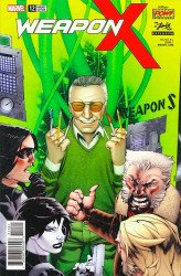 Marvel Comics's Weapon X Issue # 12stanlee
