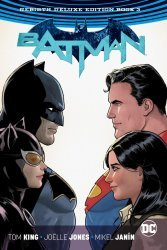 DC Comics's Batman Hard Cover # 3
