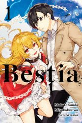Yen Press's Bestia Soft Cover # 1