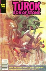 Gold Key's Turok, Son of Stone Issue # 117whitman