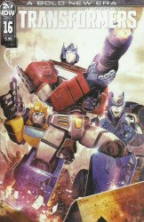 IDW Publishing's Transformers Issue # 16b
