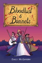 AMP's Bloodlust & Bonnets Soft Cover # 1