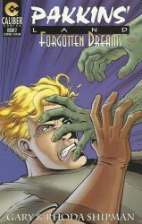 Caliber Comics's Pakkins' Land: Forgotten Dreams Issue # 2