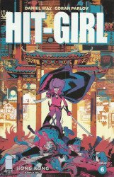 Image Comics's Hit-Girl Issue # 6c
