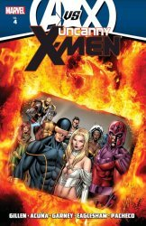 Marvel Comics's Uncanny X-Men TPB # 4