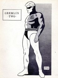Gary Brown's Gremlin Issue # 2
