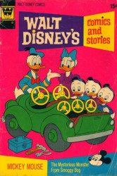 Gold Key's Walt Disney's Comics and Stories Issue # 383whitman