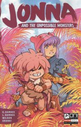 Oni Press's Jonna and the Unpossible Monsters Issue # 1d
