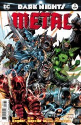 DC Comics's Dark Nights: Metal Issue # 3c