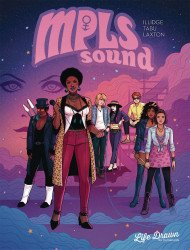 Humanoids Publishing's MLPS Sound TPB # 1