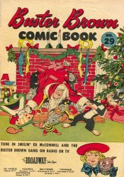 Buster Brown Shoes's Buster Brown Comics Issue # 29broadway