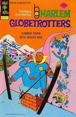 Harlem Globetrotters 1 (Gold Key) - ComicBookRealm.com