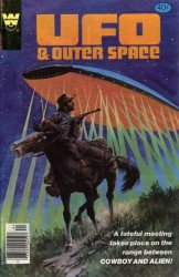 Gold Key's UFO & Outer Space Issue # 20whitman