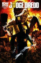 IDW Publishing's Judge Dredd Issue # 24
