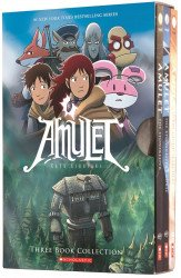 Graphix's Amulet Special box set 1