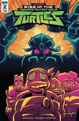 IDW Publishing's Rise of the Teenage Mutant Ninja Turtles Issue # 2