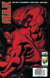 Marvel Comics's Hulk Issue # 6b