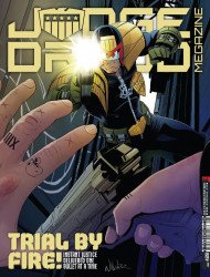 Rebellion's Judge Dredd Megazine Issue # 428