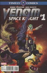Marvel's Timely Comics: Venom Space Knight Issue # 1