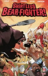 Image Comics's Shirtless Bear-Fighter Issue # 5c