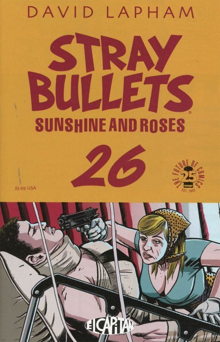 Image Comicss Stray Bullets Sunshine And Roses Issue 26