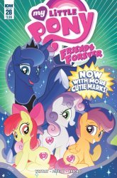 IDW Publishing's My Little Pony: Friends Forever Issue # 28