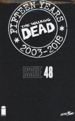 Image Comics's The Walking Dead: 15th Anniversary - Blind Bag Edition Issue # 48