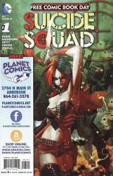 DC Comics's Suicide Squad Issue # 1fcbd-planet