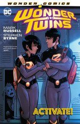 DC Comics's Wonder Twins TPB # 1