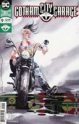 DC Comics's Gotham City Garage Issue # 9
