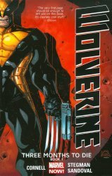 Marvel's Wolverine: Three Months To Die TPB # 1