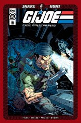 IDW Publishing's G.I. Joe: A Real American Hero Issue # 273ri