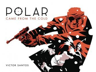 Dark Horse Comics's Polar  Hard Cover # 1b