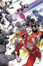 BOOM! Studios's Saban's Go Go Power Rangers Issue # 1d