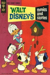 Gold Key's Walt Disney's Comics and Stories Issue # 332b