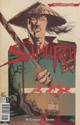 Titan Comics's Samurai: Brothers In Arms Issue # 1c