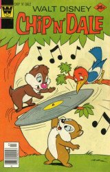 Gold Key's Chip 'n' Dale Issue # 51whitman
