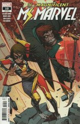 Marvel Comics's Magnificent Ms. Marvel Issue # 10