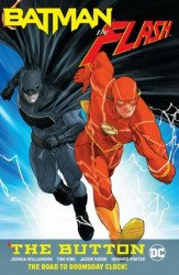 DC Comics's Batman / The Flash: The Button TPB # 1b