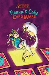 KaBOOM!'s Adventure Time with Fionna & Cake: Card Wars TPB # 1