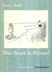 Macmillan Publishing's Sorry, Lady - This Beach is Private! Hard Cover # 1