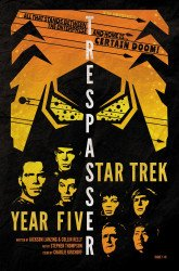 IDW Publishing's Star Trek: Year Five Issue # 7ri