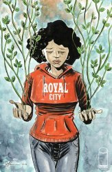 Image Comics's Royal City Issue # 12