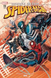 IDW Publishing's Marvel Action: Spider-Man Issue # 11ri