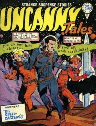 Alan Class & Company's Uncanny Tales Issue # 81