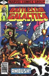 Marvel Comics's Battlestar Galactica Issue # 5whitman
